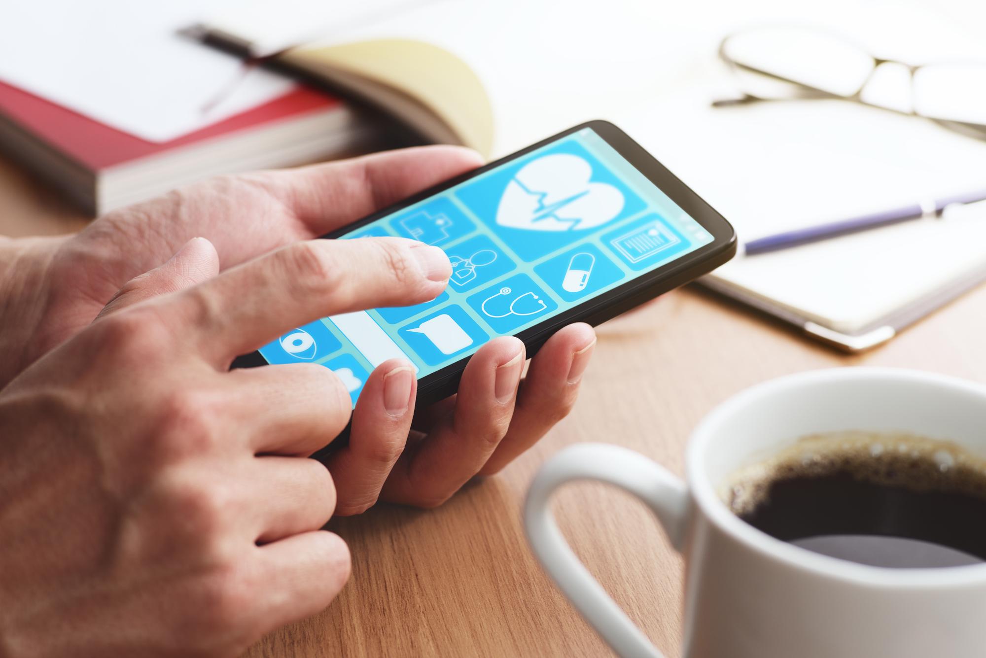 Digitale Gesundheitsanwendung: DiGA apsec