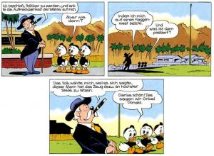 Wie Donald auf die Idee kam, Politiker zu werden